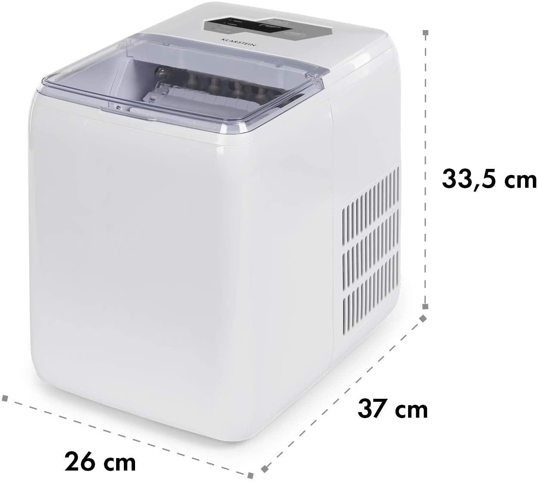 klarstein coolio-machine a glacon-